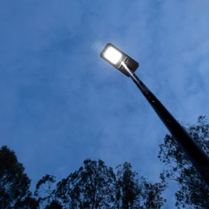 solar outdoor street lighting