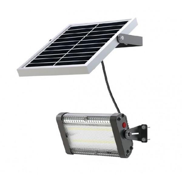 solar LED flood light