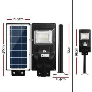solar flood light long-lasting