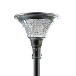 solar powered outdoor led garden lights