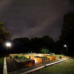 solar light outdoor garden