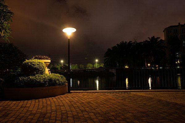 solar pathway lighting